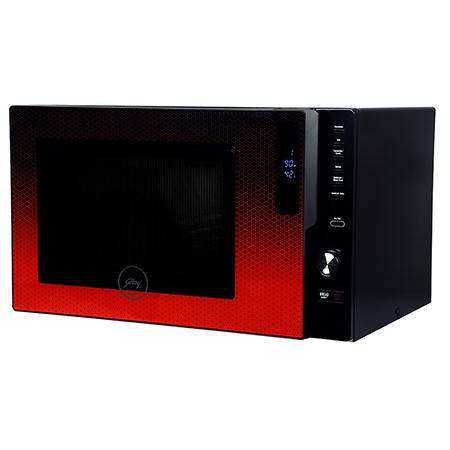 Godrej 30L Convection Microwave Oven - GME 730 CP1 QM Crimson Dawn