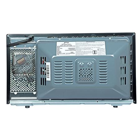 Godrej 28L Inverter Convection Microwave Oven - GME 728 CIP1 QM-Silver Mist