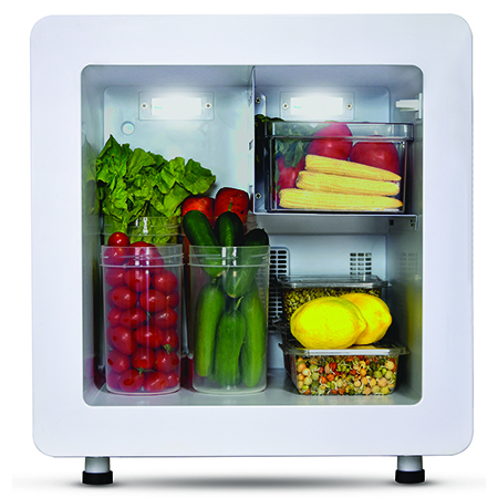 Godrej Qube 30 Ltr Personal Food & Beverage Cooler - TEC Qube 30L HS Q103 Black