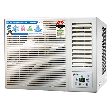 Godrej 1.5 Tr 3-Star Fixed Speed Window AC - GWC 18UTC3 WSA