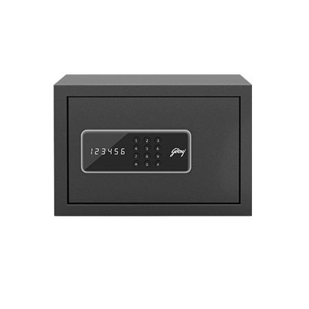 Godrej NX Pro Digital (8L) Ebony Home Locker