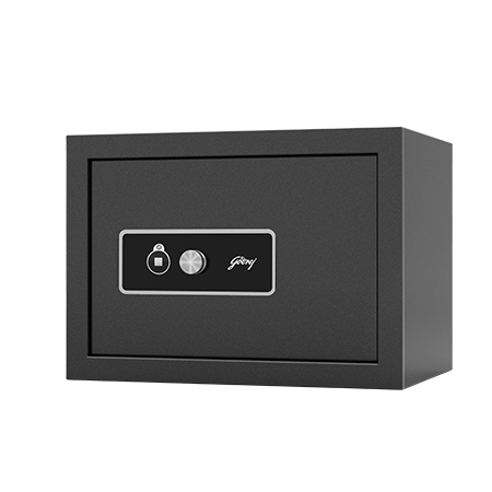 Godrej NX Pro Key Lock (15L) Ebony Home Locker