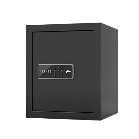 Godrej NX Pro Digital (40L) Ebony Home Locker
