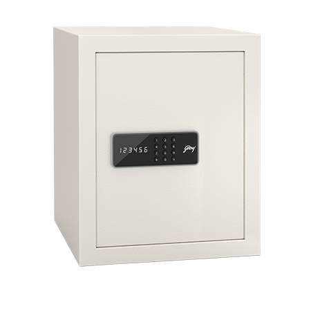 Godrej NX Pro Digital (40L) Ivory Home Locker