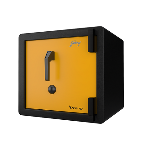Godrej Rhino V1 Gold (Mechanical) Home Locker