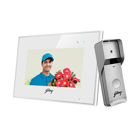 Godrej Seethru 7 Pro Wifi Video Door Phone