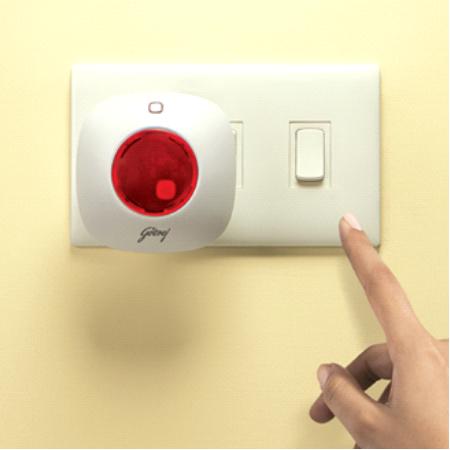Godrej Eagle-I Smart Home Alarm System